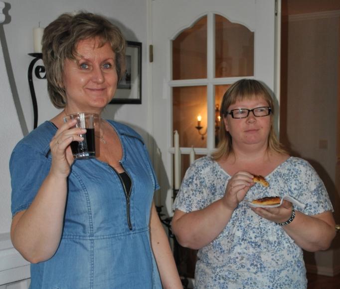 Anita og Mette